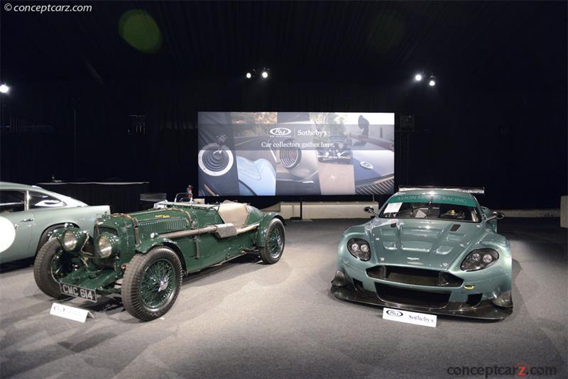 Chassis B5 549 U Engine B5 549 U 1935 Aston Martin Ulster Team Car