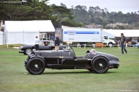 1934 Aston Martin Ulster image.