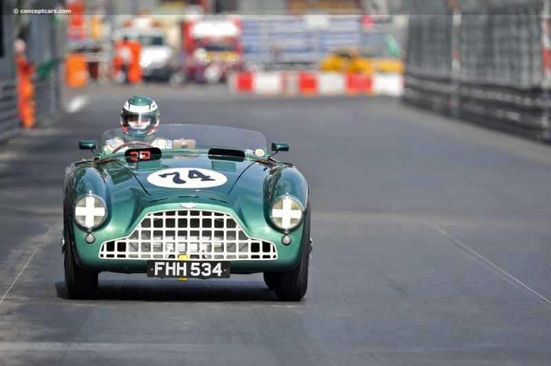 1952 Aston Martin Db3 History Pictures Value Auction Sales