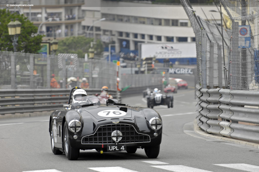 Auction Results And Sales Data For 1952 Aston Martin Db3