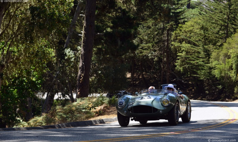 1953 Aston Martin Db3s Image Chassis Number Db3s1 Photo 2 Of 25