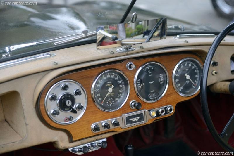 Chassis LML/50/400, engine VB6E/50/1227. 1953 Aston Martin ...