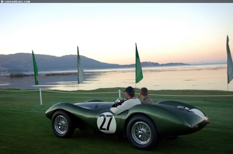 1953 Aston Martin Db3s Image Chassis Number Db3s4 Photo 17 Of 25