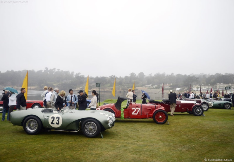 1953 Aston Martin Db3s History Pictures Value Auction Sales