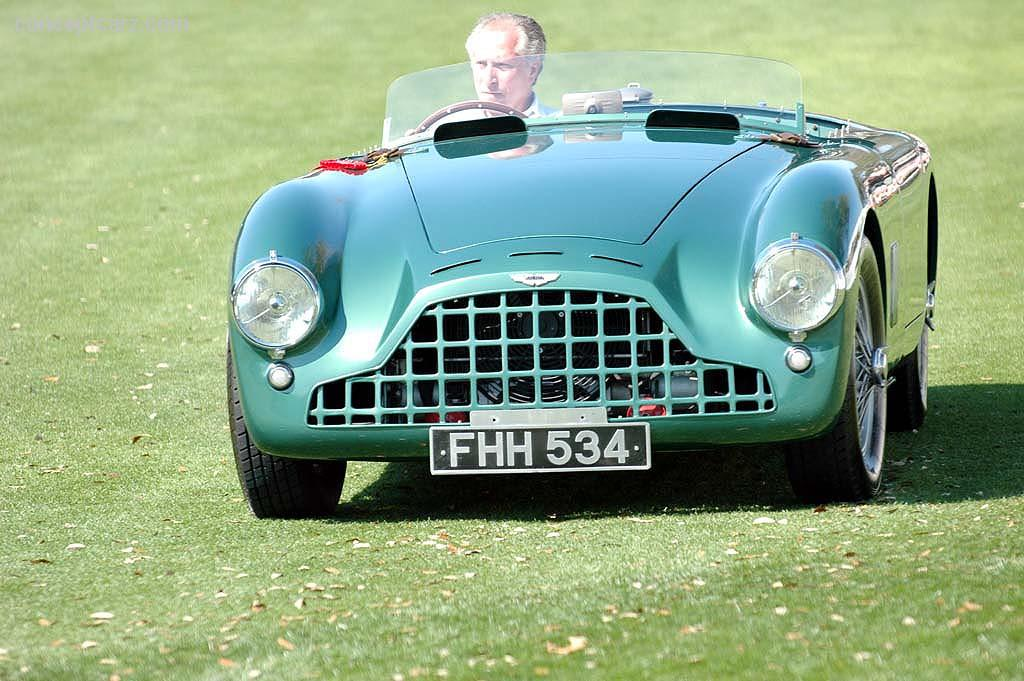 1953 Aston Martin Db3 History Pictures Value Auction Sales