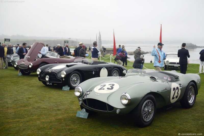 1953 Aston Martin Db3s Image Chassis Number Db3s1 Photo 11 Of 25