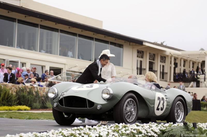 1953 Aston Martin Db3s Image Chassis Number Db3s1 Photo 7 Of 25