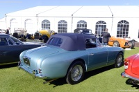 1955 Aston Martin DB 2/4.  Chassis number LML/829