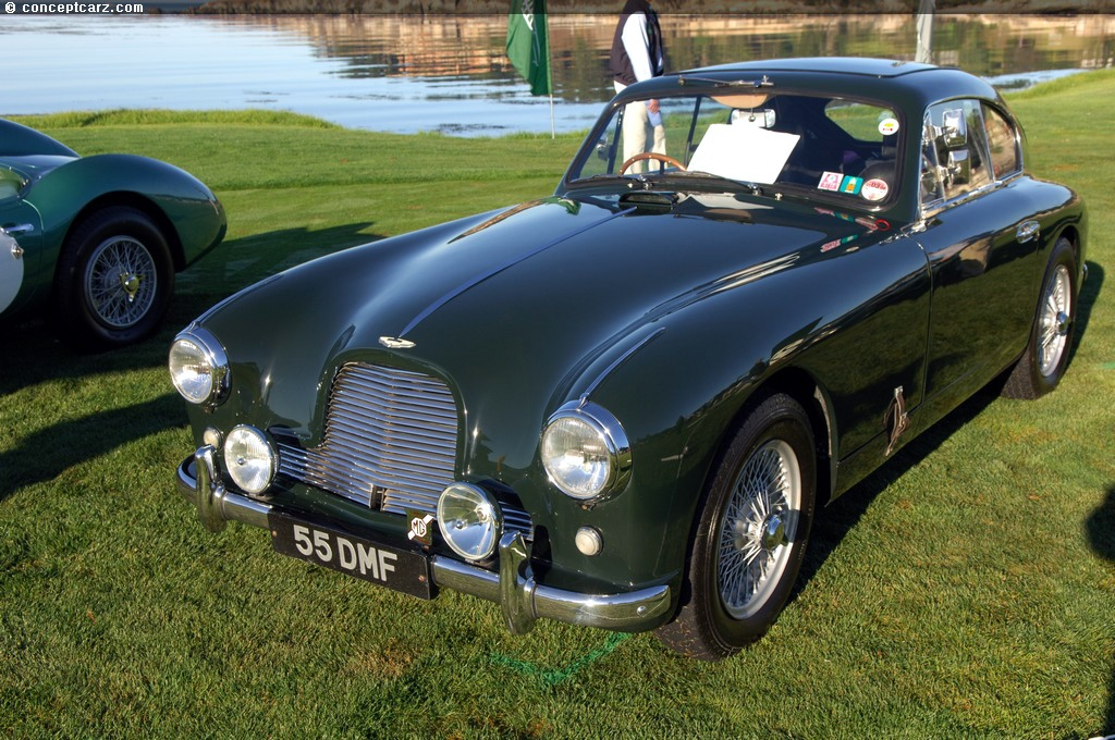 Auction Results And Sales Data For 1955 Aston Martin Db 2 4