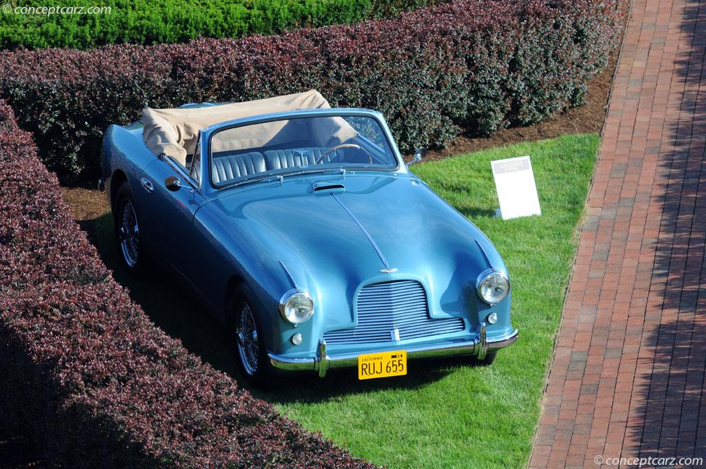 1955 Aston Martin Db 2 4 Conceptcarz Com