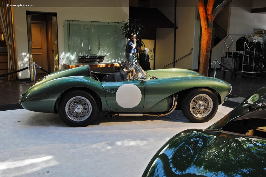 Auction Results And Sales Data For 1955 Aston Martin Db3s