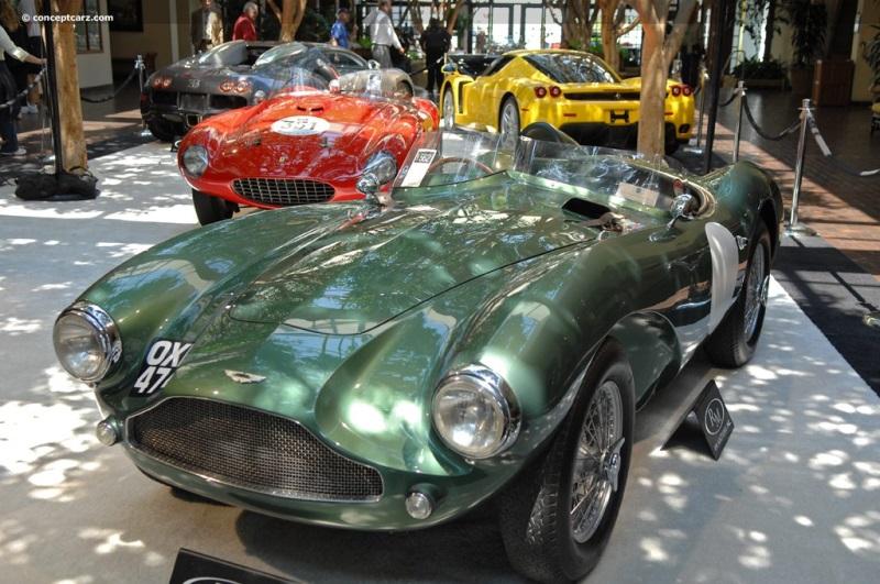 1955 Aston Martin Db3s Chassis Db3s104