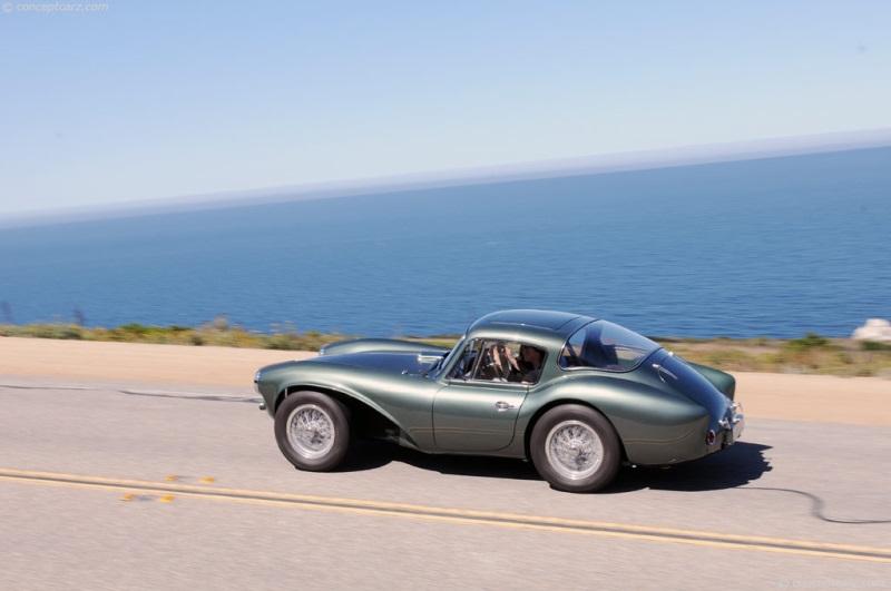 1956 Aston Martin Db3s Chassis Db3s 120