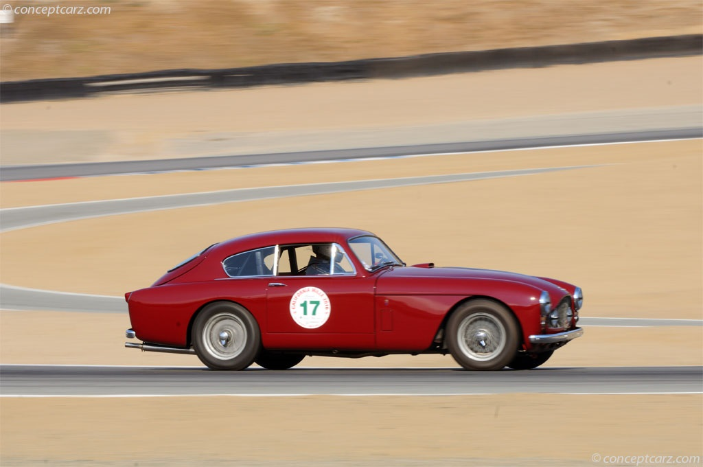 Auction Results and Sales Data for 1957 Aston Martin DB 2/4 MKIII