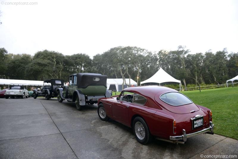 1958 Aston Martin Db2 4 Mk Iii Image