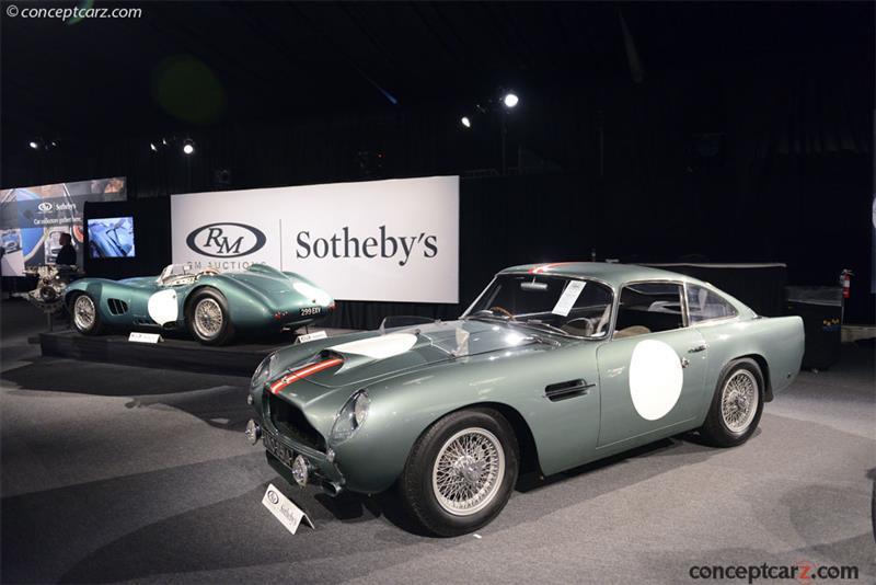 1959 Aston Martin Db4 Gt Chassis Dp199 1 Engine 370 0184 Gt