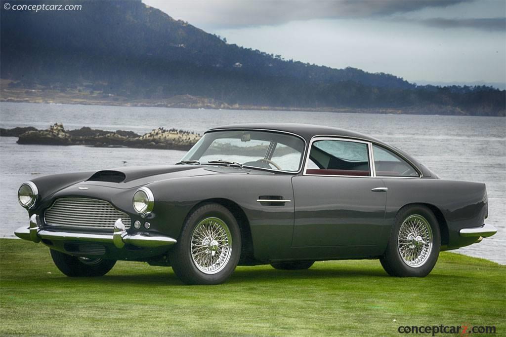 1960 Aston Martin Db4 Conceptcarz Com
