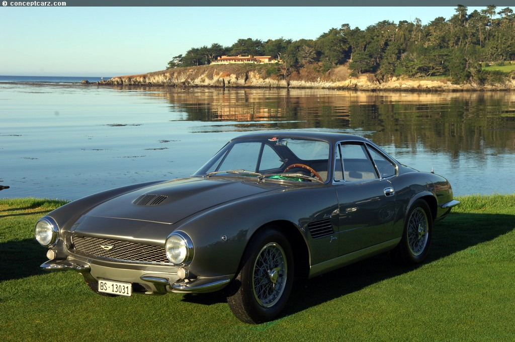 1961 Aston Martin Db4 Gt Bertone Jet History Pictures Sales Value Research And News