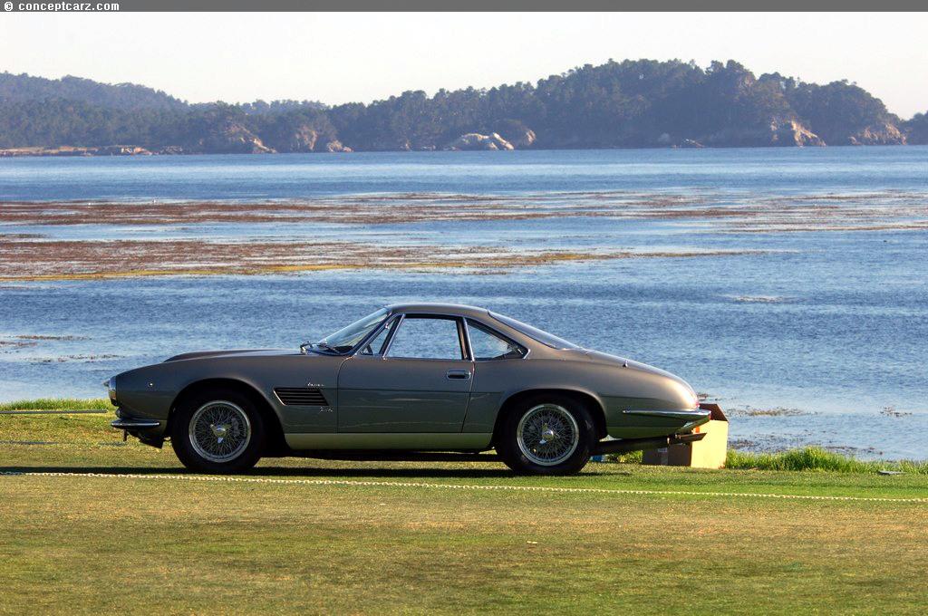 1961 Aston Martin Db4 Gt Bertone Jet Conceptcarz Com