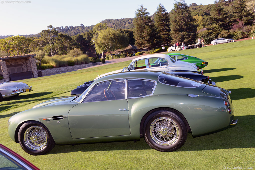 1961 Aston Martin DB4 GT Zagato Image. Chassis number ...