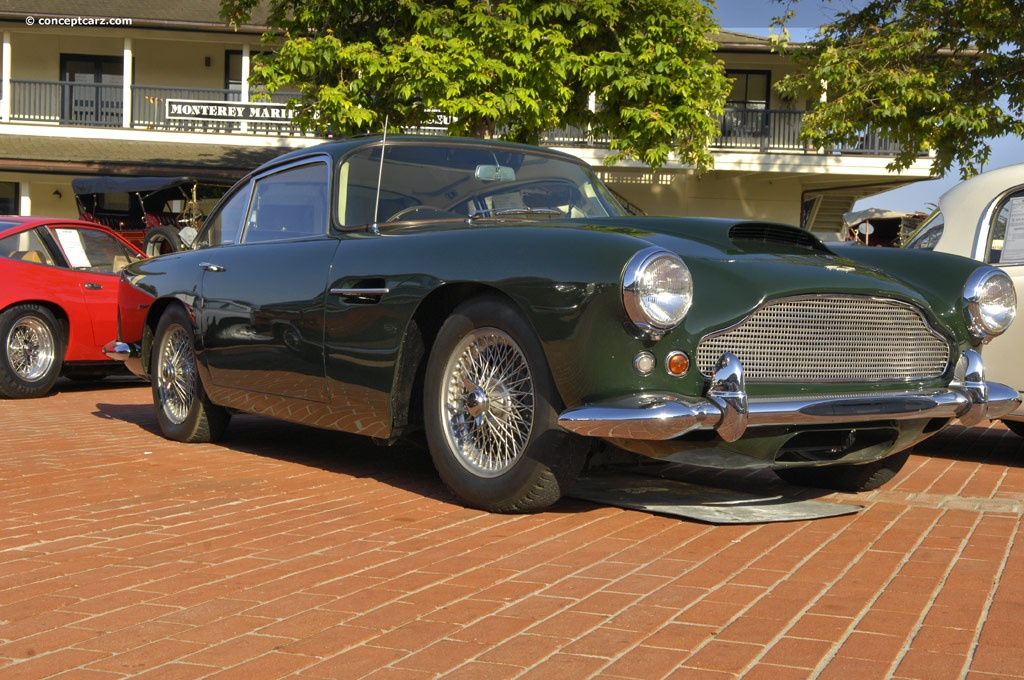 Auction Results And Sales Data For 1961 Aston Martin Db4 Series Ii