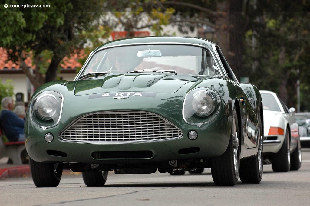 1961 Aston Martin Db4 Gt Zagato Conceptcarz Com