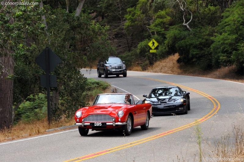 Aston Martin DB History Pictures Value Auction Sales - Aston martin db5