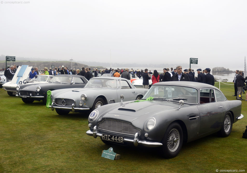 Auction Results And Sales Data For Aston Martin DB - Aston martin db5 1964 price