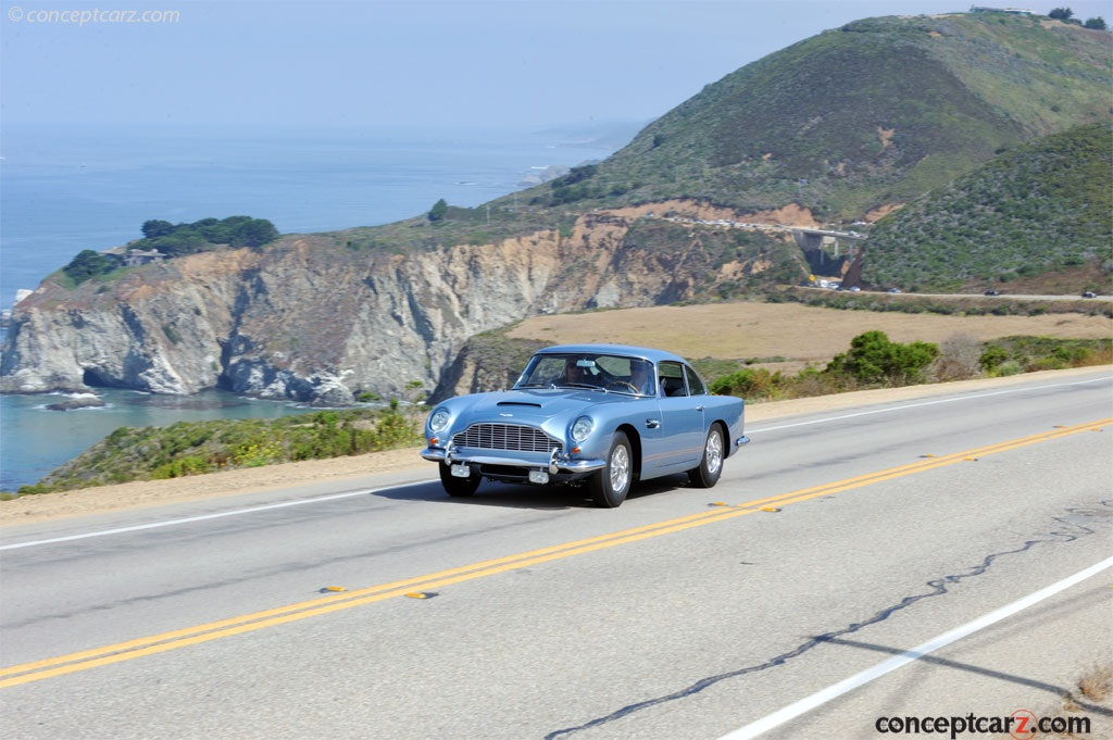 1965 Aston Martin Db5 History Pictures Value Auction Sales