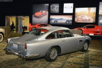 1965 Aston Martin DB5.  Chassis number DB5/1965/R