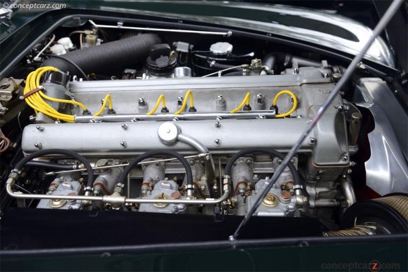 1965 Aston Martin Db5 Chassis Db5 2211 L Engine 400 2221 V