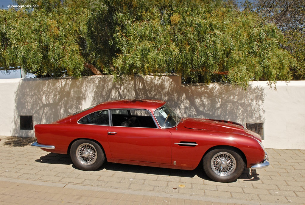 Auction Results And Sales Data For Aston Martin DB - Aston martin db5 price