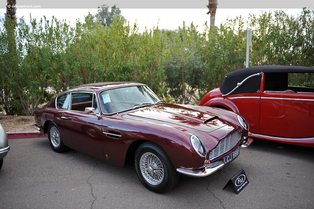 1968 aston martin db6 history pictures value auction sales rh conceptcarz com