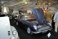 1969 Aston Martin DB6.  Chassis number DB6/4037/R