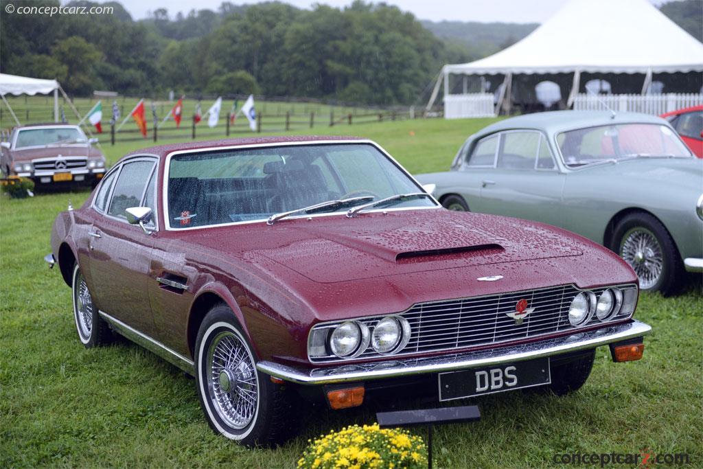 1969 Aston Martin Dbs Conceptcarz Com