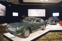 1970 Aston Martin DB6.  Chassis number 4307/R