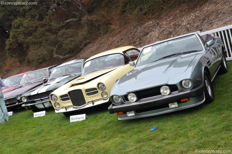 1980 Aston Martin V8 Chassis V8c0l15191 Engine V580 5191 Lfm