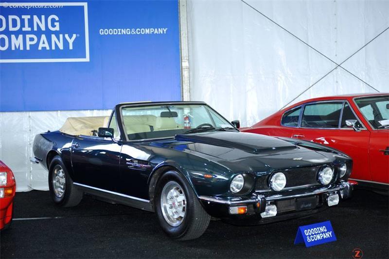 1980 Aston Martin V8 Chassis V8c0l15190 Engine V580 5190 S