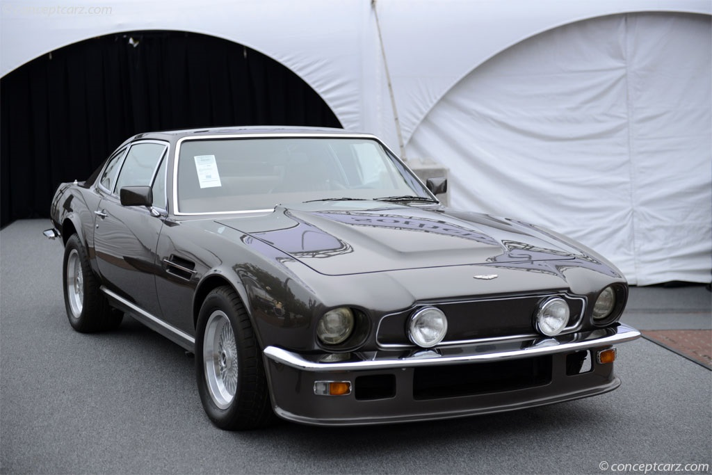 Auction Results And Sales Data For Aston Martin V Vantage - Aston martin v8 for sale