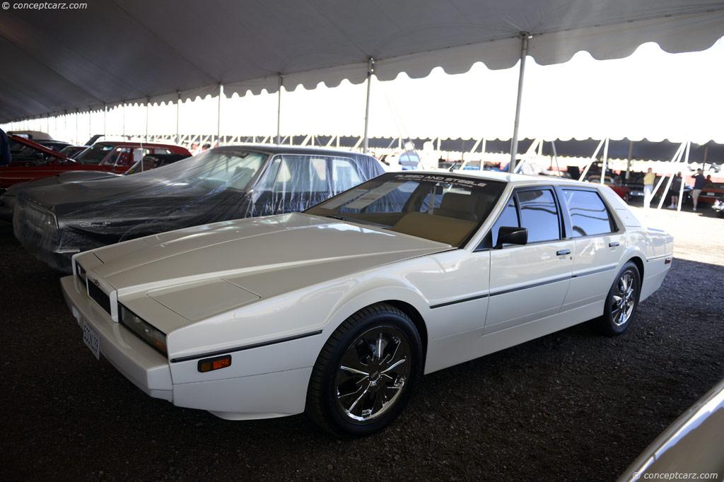 1983 Aston Martin Lagonda Conceptcarz Com