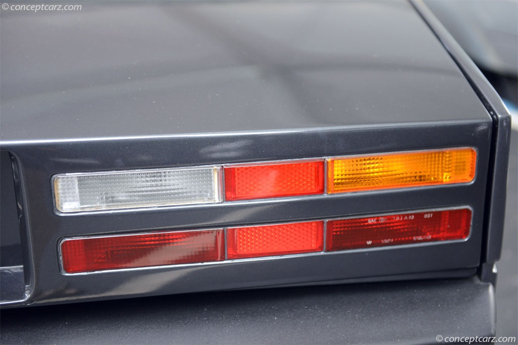 Auction Results And Sales Data For 1985 Aston Martin