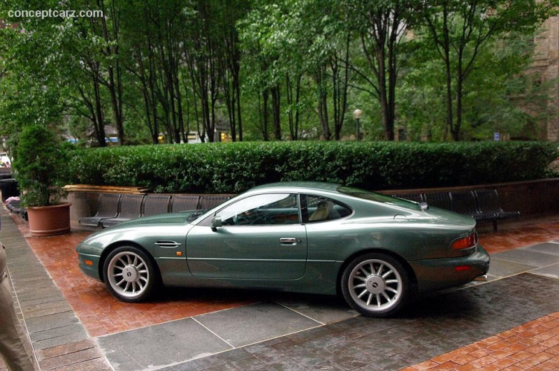 Aston Martin DB History Pictures Value Auction Sales - Aston martin db 7 for sale