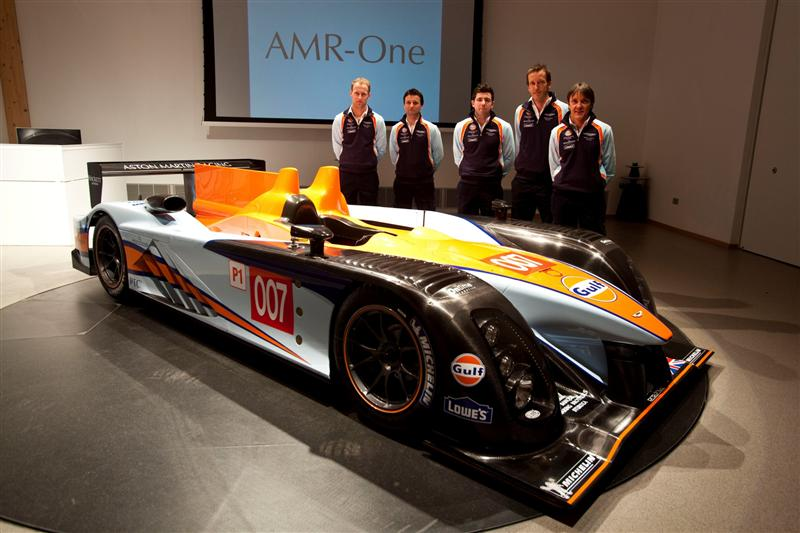 2011 Aston Martin Amr One Image Photo 3 Of 14
