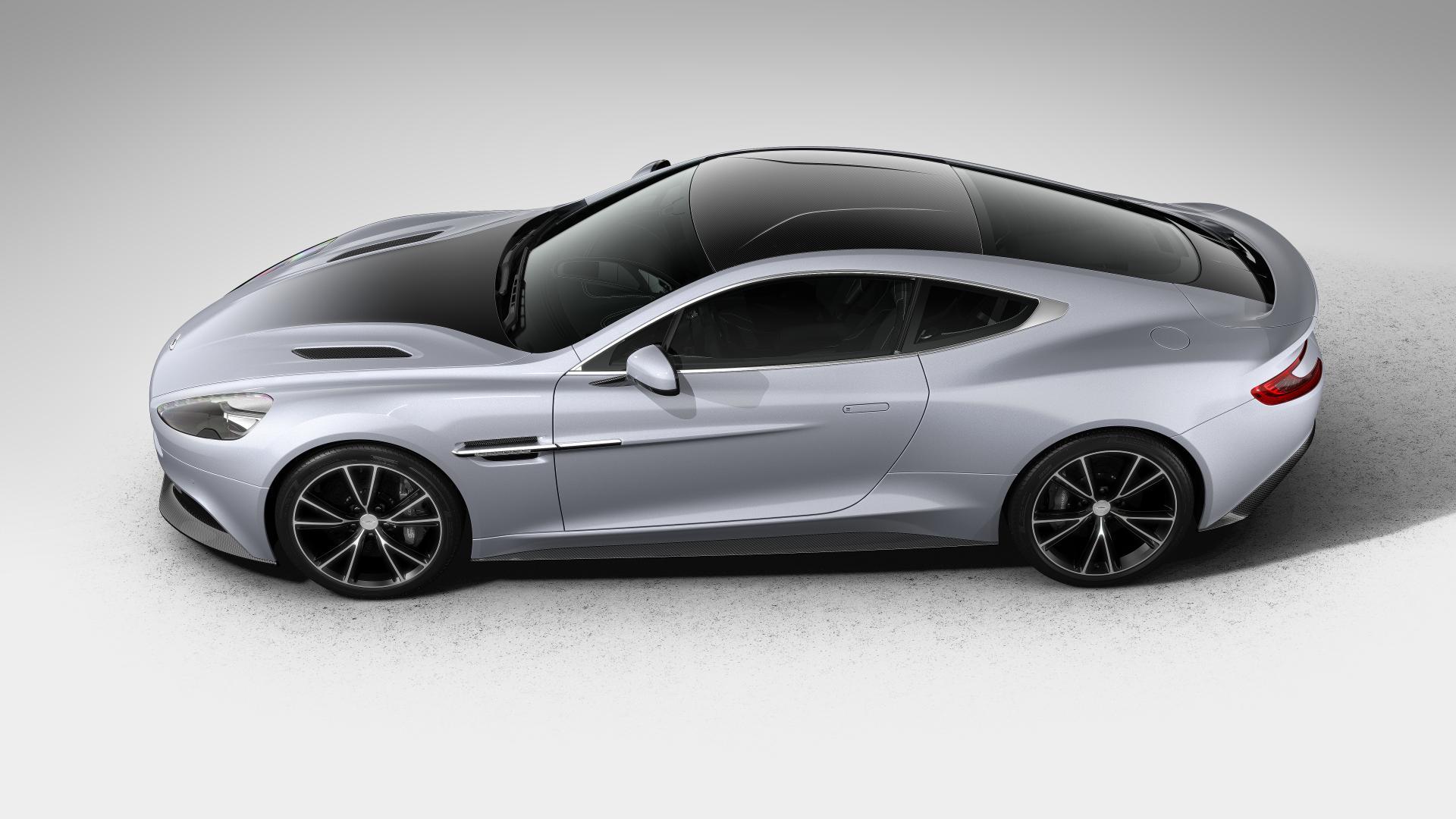 2013 Aston Martin Vanquish Centenary Edition News And Information