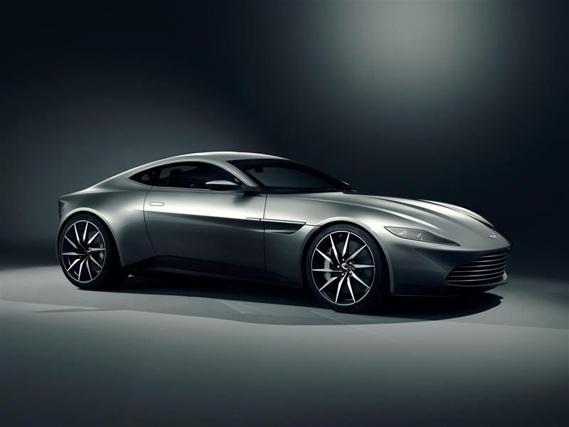2015 Aston Martin Db10 News And Information