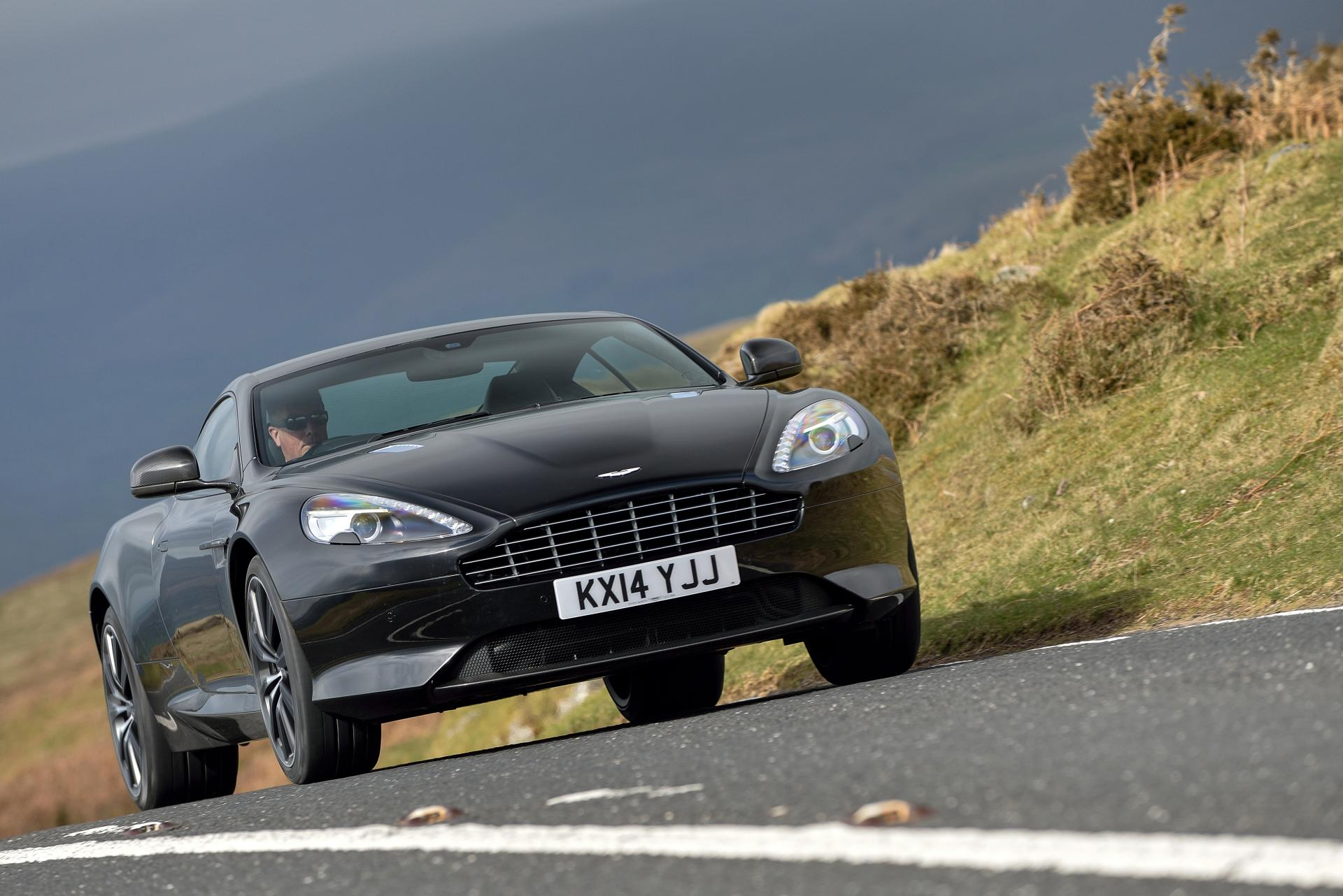 2015 Aston Martin Db9 Carbon Edition News And Information