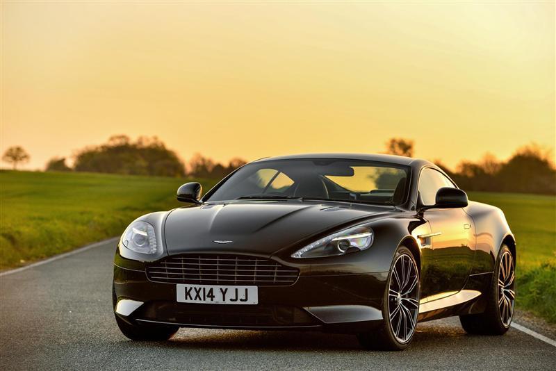2015 Aston Martin Db9 Carbon Edition Image Photo 43 Of 161