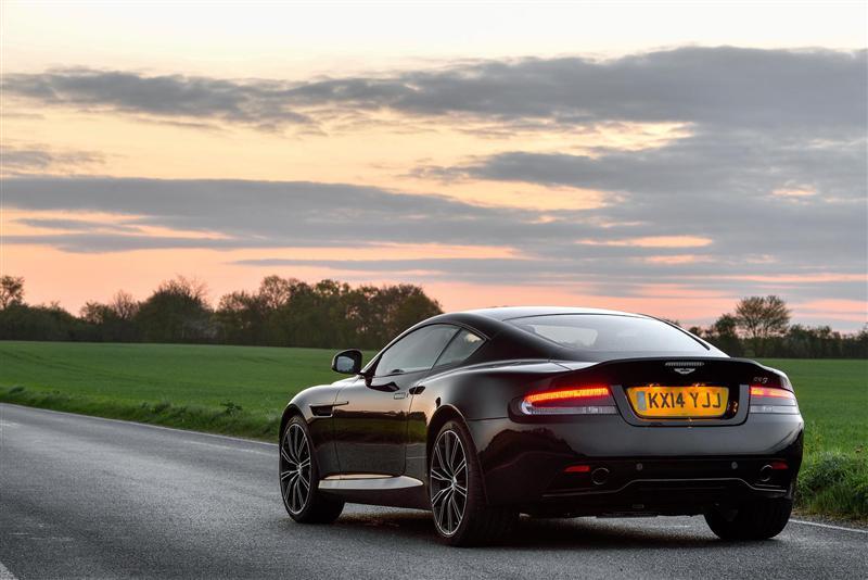 2015 Aston Martin Db9 Carbon Edition Image Photo 38 Of 161