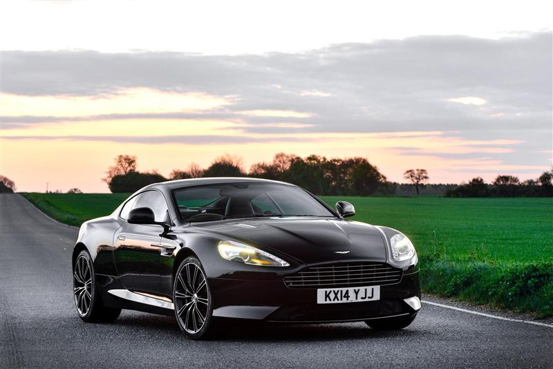 2015 Aston Martin DB9 Carbon Edition