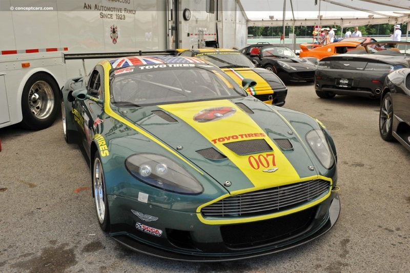 2006 Aston Martin Dbrs9 Image Photo 1 Of 2